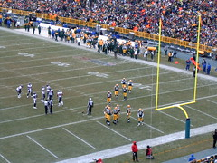 Green Bay Packers Game (Flavious Cornelious!) Tags: packers greenbay lambeaufield frozentundra