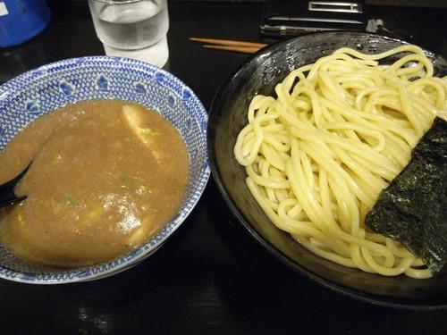 無鉄砲つけ麺『無心』@奈良市