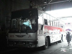 Philippine Rabbit 9075 - Die Hard Edition (leszee) Tags: bus rabbit avenida die hard line abra manila arya edition hino rf philippine 9075 prbl philippinerabbit diehardedition aryaabra avenidaterminal