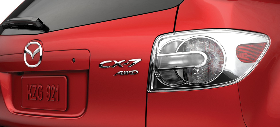 tail lamps Mazda CX-7