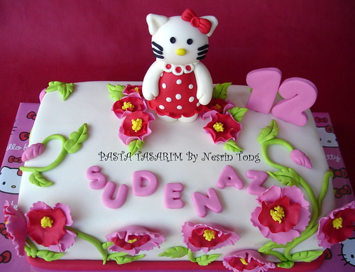 HELLO KITTY CAKE-SUDENAZ