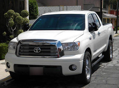 Armored Bulletproof Toyota Tundra