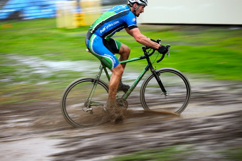 B/Singlespeed in the mud