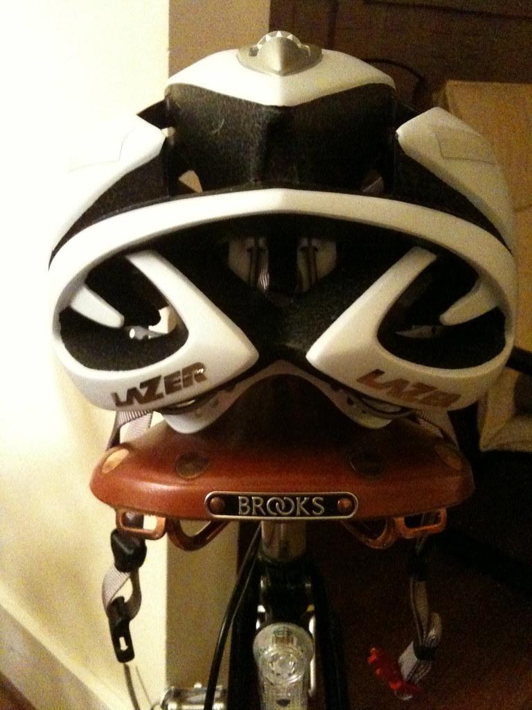 New Lazer Helmet