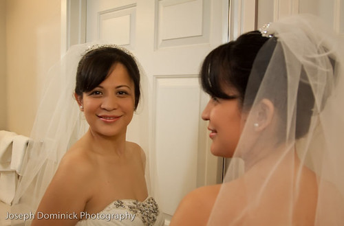 Beautiful Bride Nelly