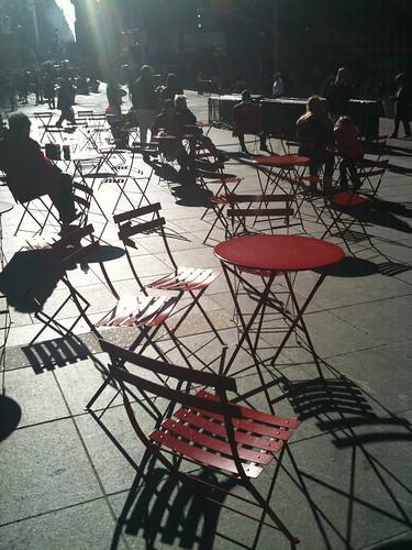 Street Scene: Times Square