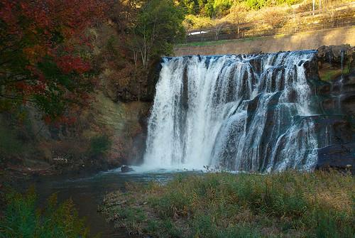 龍門の滝 / Ryumon fall