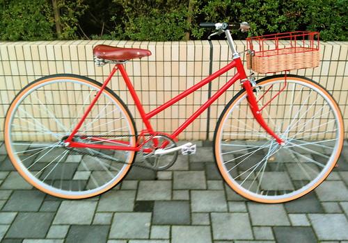 arrow bike #17