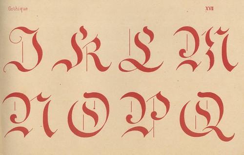 peintre lettres alphabets 2 p17