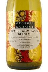 2009 Georges Duboeuf Beaujolais-Villages Nouveau