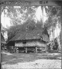 House with sacred drums, Panapa