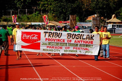 Tribu Busilak - Western Visayas Tourism Assembly 2009