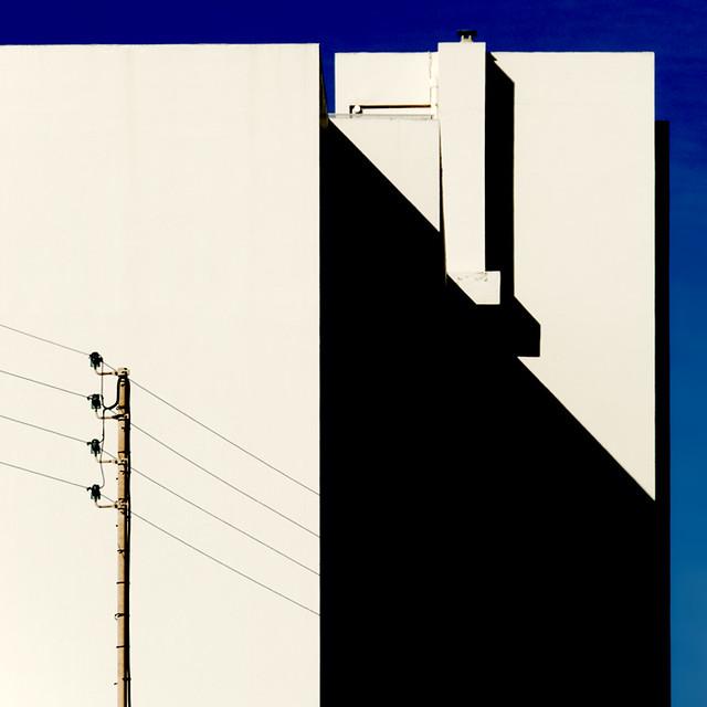 Electricity, Juan-les-Pins, 2008