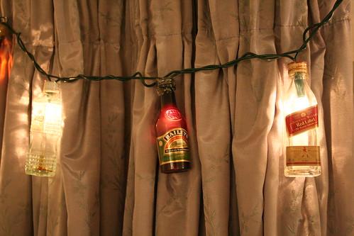 Bacchanalian Xmas Tree Lights - 1