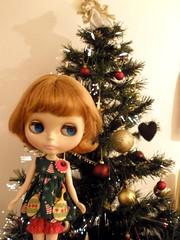 Christmassy Emily