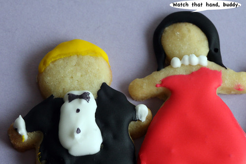 12 days of cookies: sugar cookies... in love.