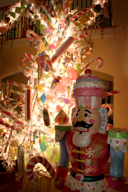 Candyland Chocolate Factory Christmas Party.Candyland Bakerella Com