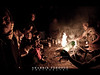Christmas Dinner (Shabbir Ferdous) Tags: christmas light portrait people smile night photographer child shot tribe bangladesh ef2470mmf28lusm bangladeshi tangail canoneos5d shabbirferdous garotribalvillage modhupour wwwshabbirferdouscom shabbirferdouscom