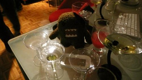 domo drinking