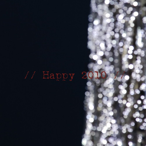 // Happy 2010 //