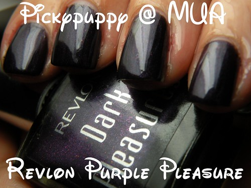 Dark pleasure revlon