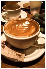 (eyes of ab) Tags: coffee cafe gloves mug latte iphone