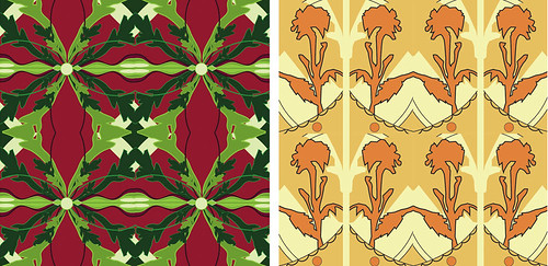 Christopher Dresser Inspired Patterns
