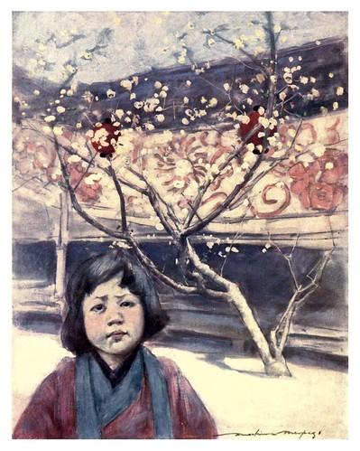 019-Un niño japones-Japan  a record in color-1904- Mortimer Menpes