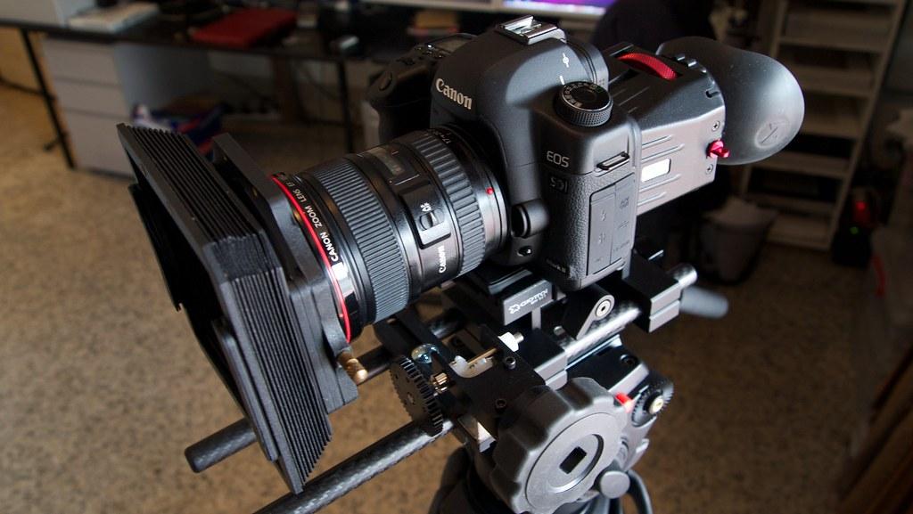 Canon 5D Mk11 Cinema rig