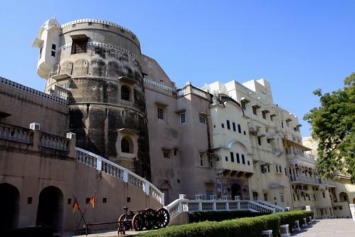 Castle Mandawa Shekhawati Rajasthan