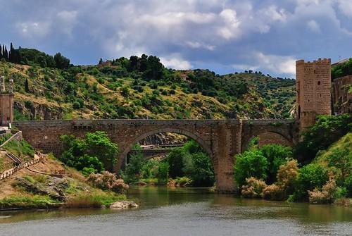 Puente de Alcántara. Toledo.