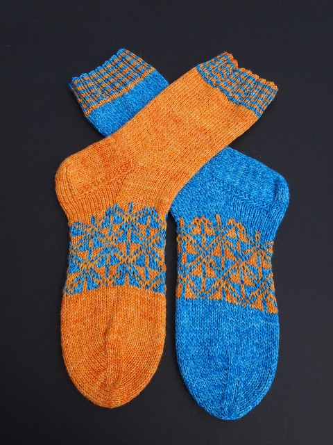 Estonian socks # 2