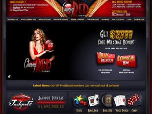 Cherry Red Casino Home