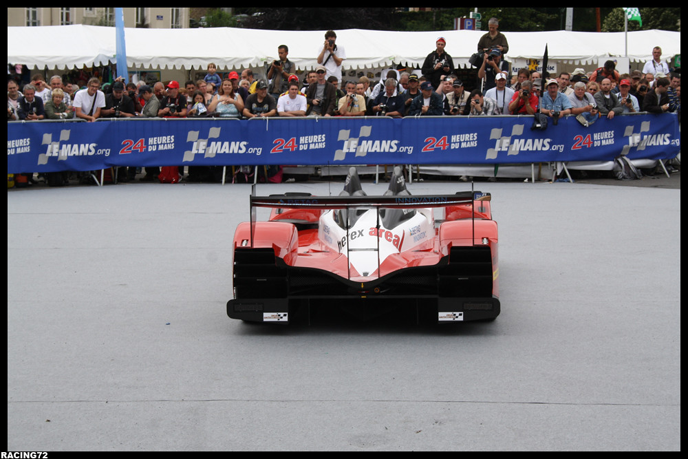 24 HOURS OF LE MANS 2011  (REAL ) , Pictures... 5805926768_38cf5938b8_b
