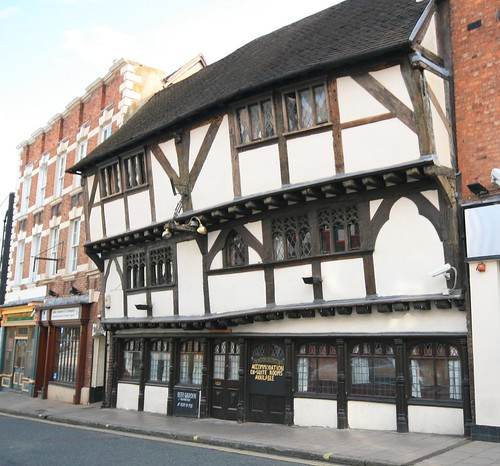 The KIngs Head, Shrewsbury
