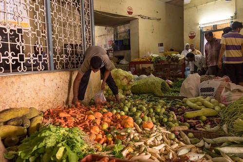 Fruit Market New Mangalore