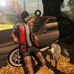 ROLLING AROUND THE COUNTRYSIDE TO THE CITY (williamswolf) Tags: bakaboo ks lavarock cdc am
