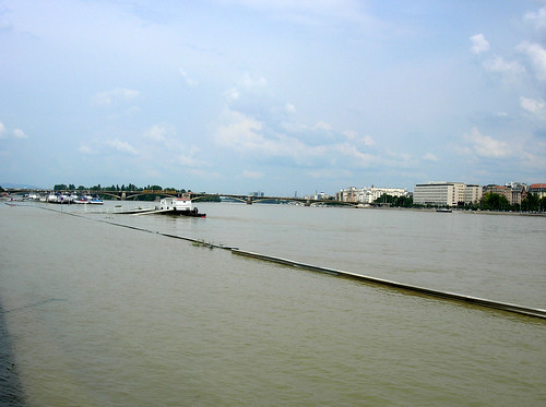 Donau flood at Budapest, 2009 June 29 #7