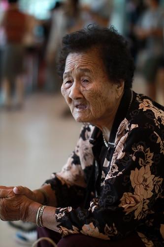 樂樂外祖母