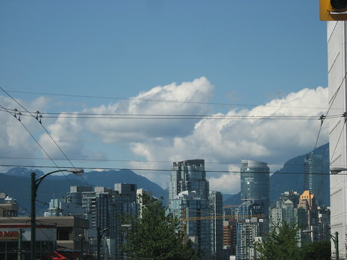 Magnificent Vancouver by you.