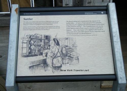 Suttler Sign