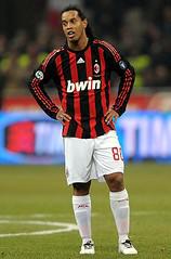 futbolista Ronaldinho
