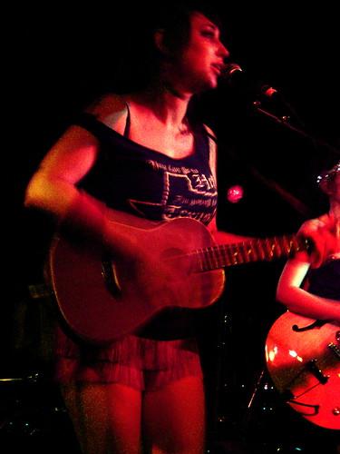 Those Darlins @ Southpaw 7/10/09