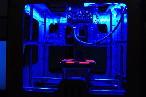 Makerbot, NYC Resistor
