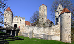 Marienburg Ost (wo.men) Tags: panorama schloss burg marienburg httlingen niederalfingen