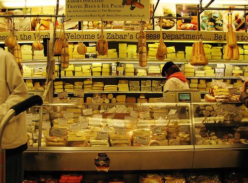 Zabar cheese