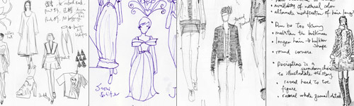 3730344249 19f2c24a9f o How FASHIONARY Start: from sketches to online store