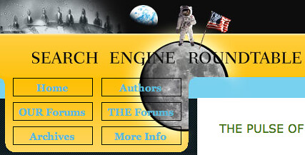Moon Day Logo - Search Engine Roundtable