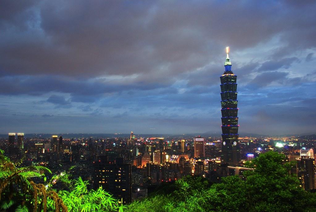 一張流 ~ 台北夜景
