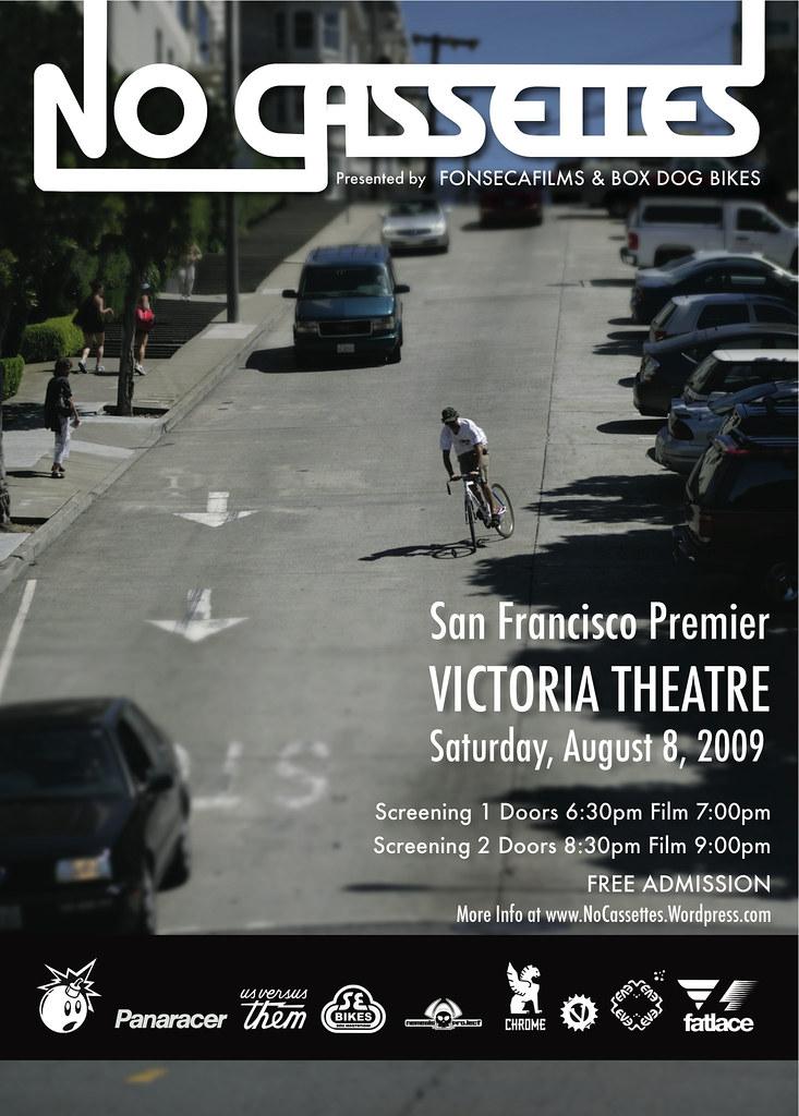 San Francisco Premier Poster Jason Bomb v2